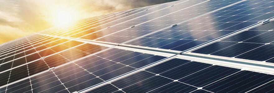 Projet de panneaux solaires