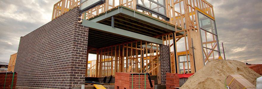 Construction de maisons à Vannes