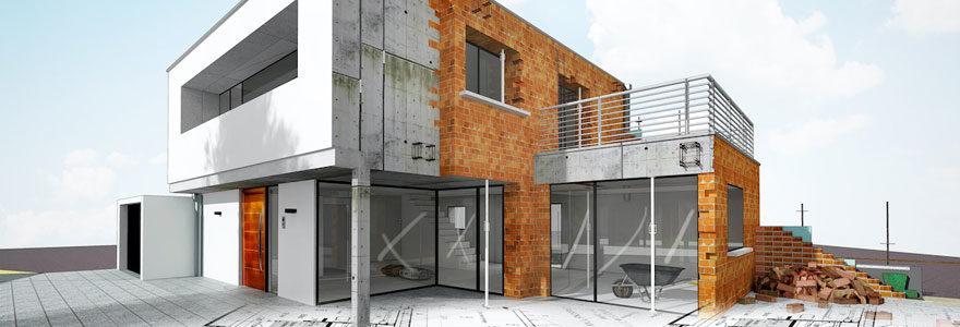 construction de sa villa